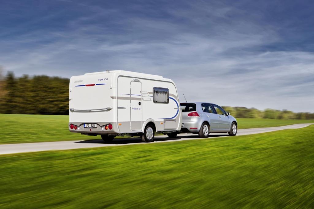 Die Caravan-Baureihe Feeling ist im Modelljahr 2012 jetzt mit fünf Grundrissen lieferbar
