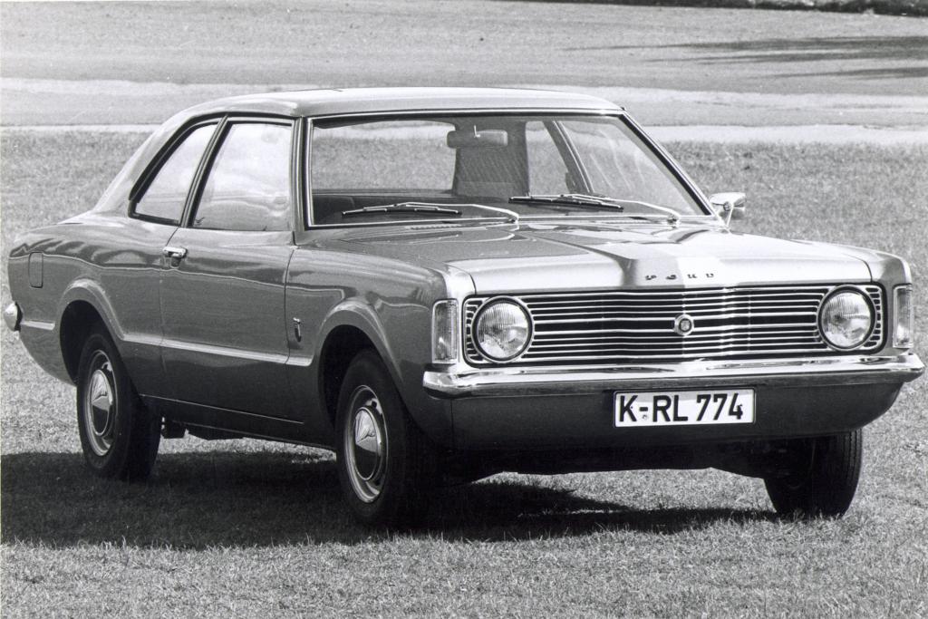 Die Nase vom Taunus stammt vom damaligen Ford-Chef Knudsen, so auch der Spitzname.
