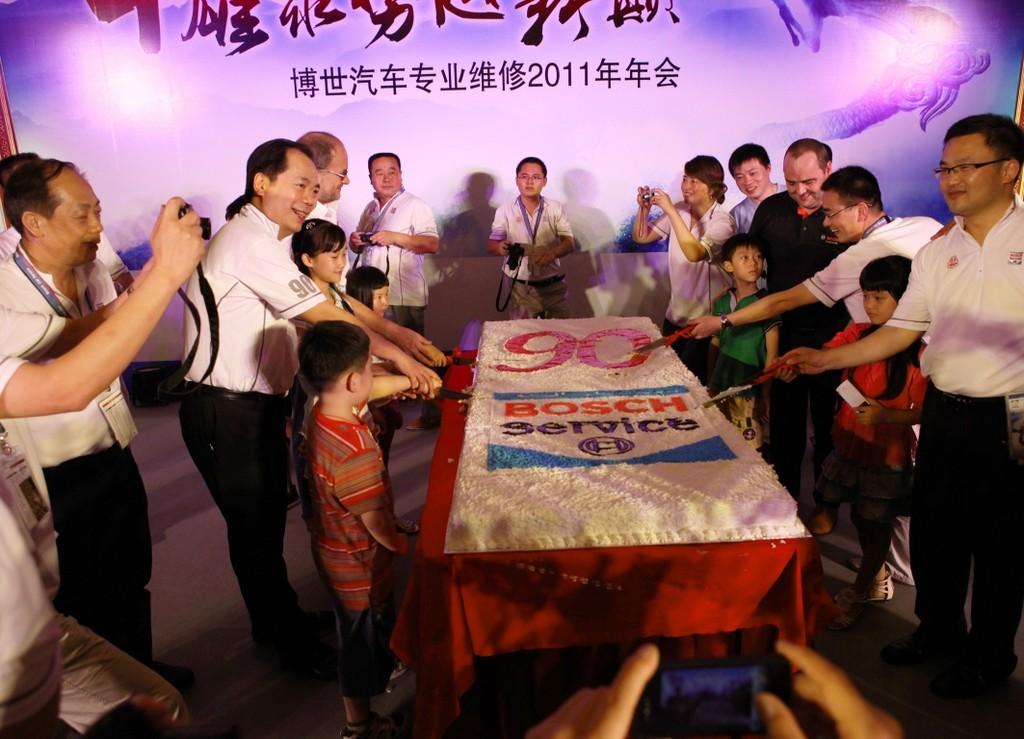 Die Präsenz von Bosch in China hat eine lange Tradition. Bereits 1926 wurde in Shanghai der erste chinesische Bosch Dienst eröffnet.