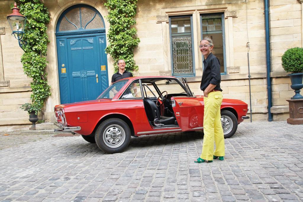 Dieses Lancia Fulvia Coupé 1.3 S ist genau 40 Jahre alt