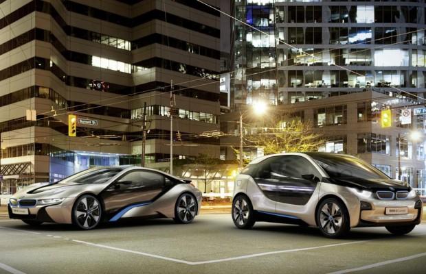 Elektromobilität: BMW lüftet das i-Geheimnis