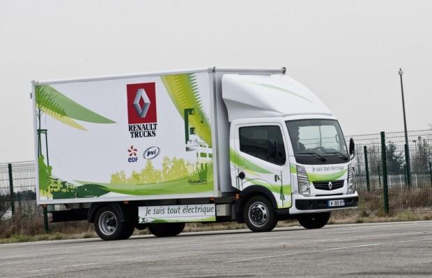 Elektromobilität - Keine Chance für den E-Lkw