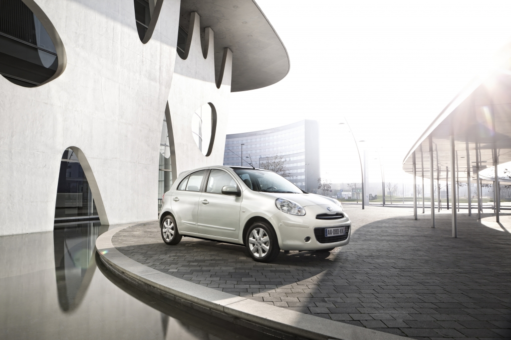 Erlebnisbericht: Mit dem Nissan Micra auf Reisen