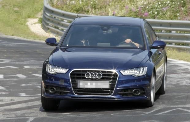 Erwischt: Erlkönig Audi S6 – S wie schön und schnell UPDATE!!