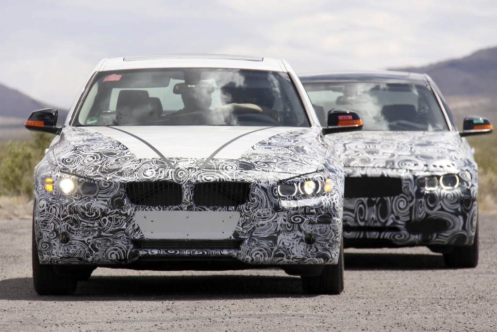 Erwischt: Erlkönig BMW 3er – Feine Pinselstriche