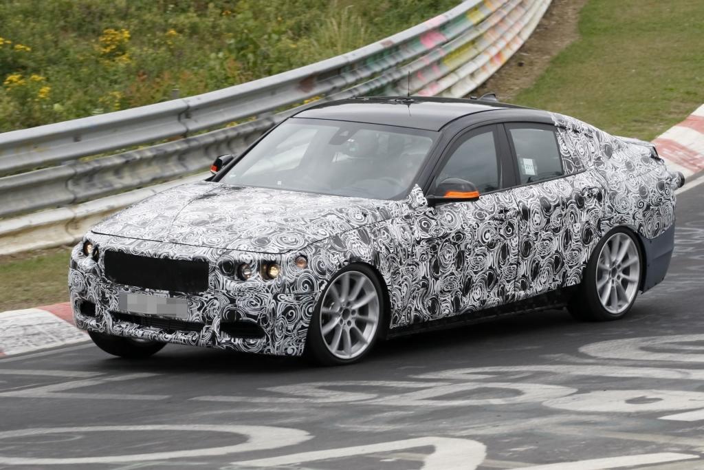 Erwischt: Erlkönig BMW 3er GT