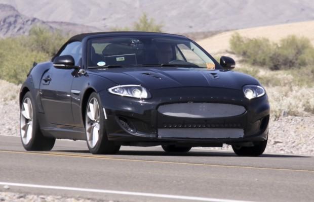 Erwischt: Erlkönig Jaguar XE – Wettbewerber fest im Blick