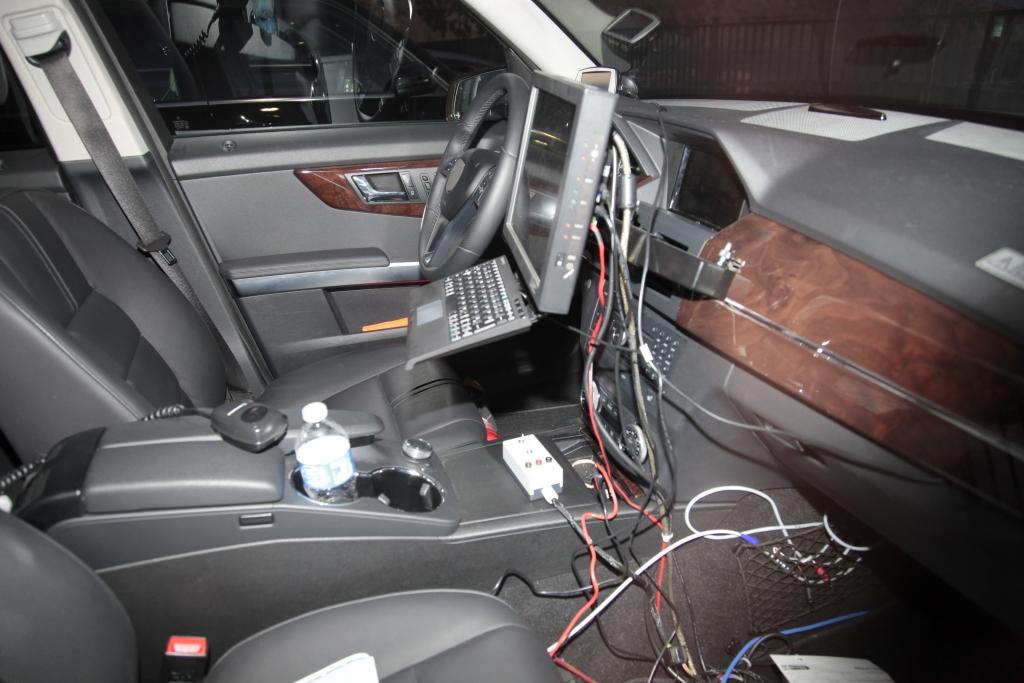 Erwischt: Erlkönig Mercedes GLK - Im Look der Brüder