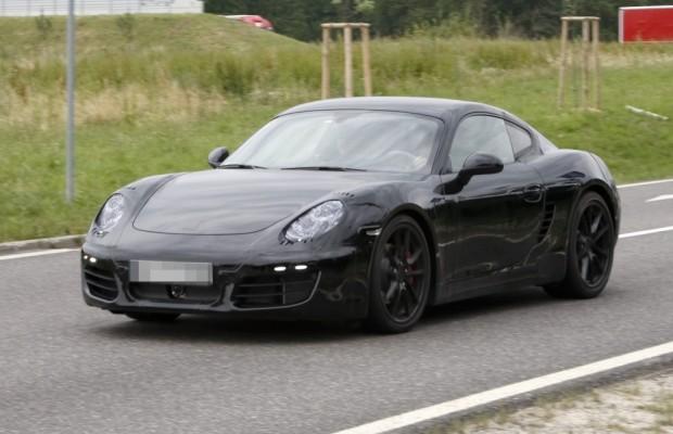 Erwischt: Erlkönig Porsche Cayman - Kleiner, flacher, stärker