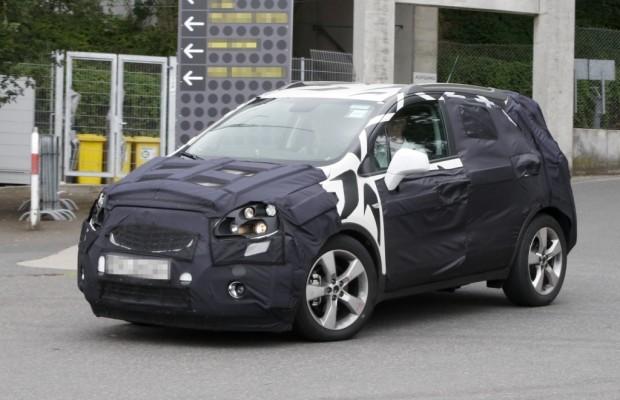 Erwischt: Opel Corsa SUV – Der kleine fürs Grobe UPDATE!!
