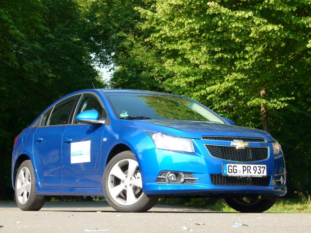 Fahrbericht Chevrolet Cruze Limousine LS 1.8 MT – Der bezahlbare Hingucker
