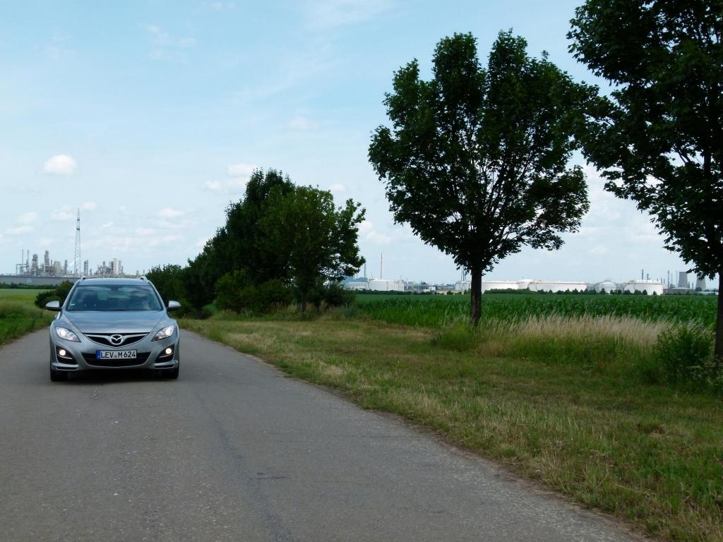 Fahrbericht Mazda6 2.2 MZR-CD Exklusive Line Edition 125: Mehr Kombi braucht kein Mensch
