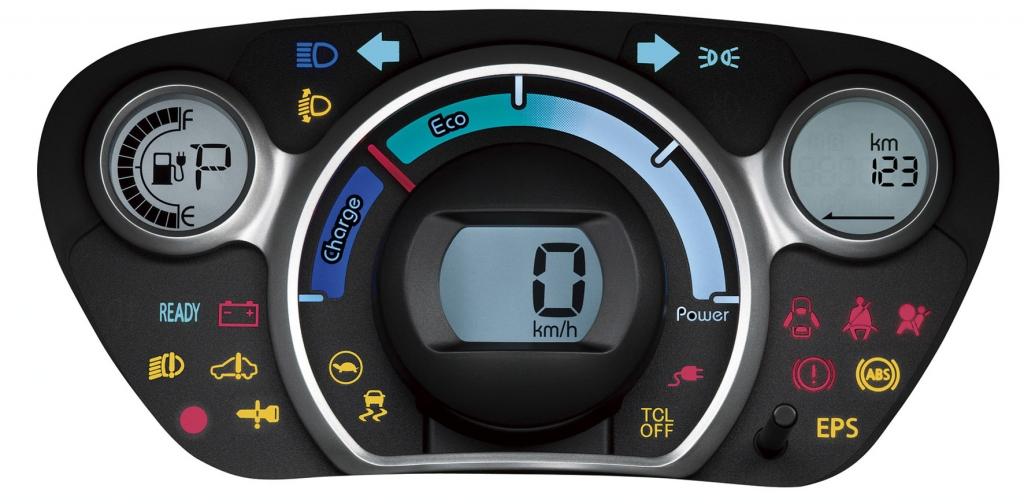 Fahrbericht Mitsubishi i-MiEV: Elektrisches Gefühl