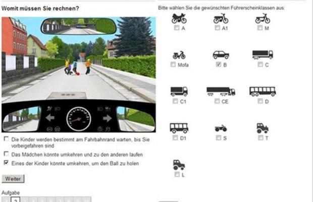 Fahrschul-App - Mit dem Handy für die Prüfung lernen