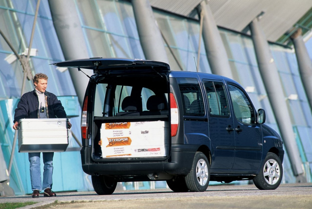 Fiat Professional: Aktionspreise für Doblò Cargo und Ducato