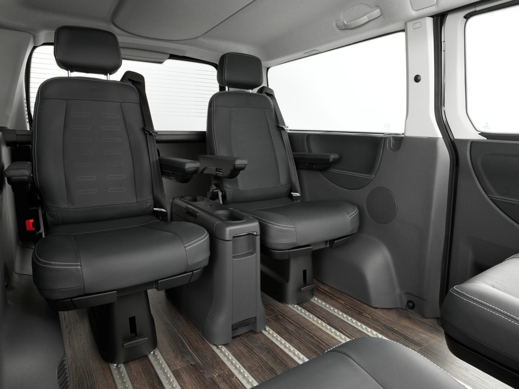 Fiat bietet neues Innenraumkonzept für den Scudo