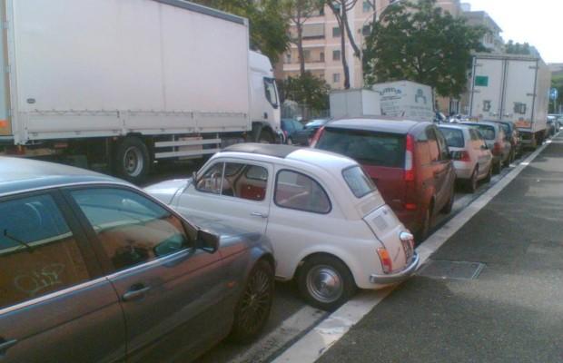 Fiat entwickelt Sensor-Assistenzsysteme für Kleinwagen
