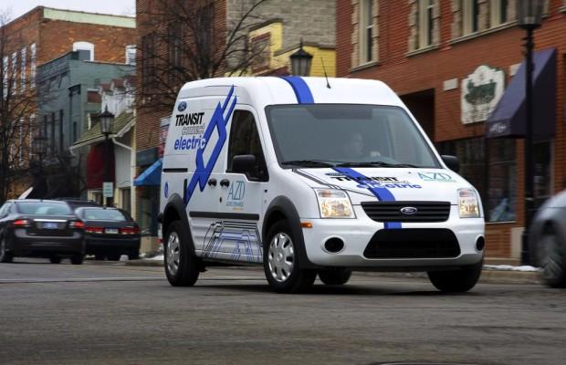 Ford-Feldversuch: Elektro-Transporter haben sich bewährt