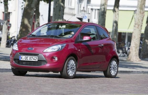 "Ford Ka ist ""Firmenauto des Jahres"""