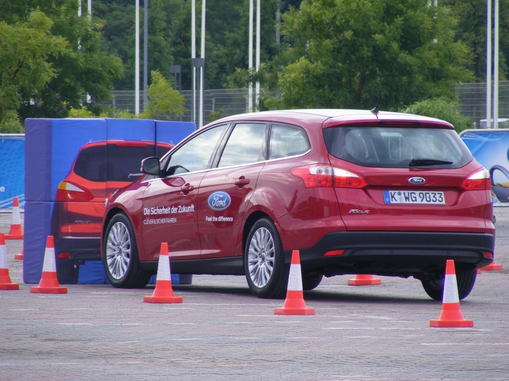 Ford macht Sicherheit im Auto bezahlbar