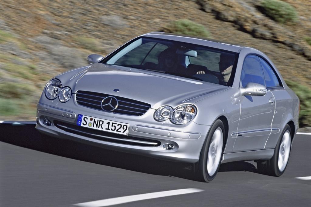 Gebrauchtwagen-Check: Mercedes CLK - Solide Eleganz mit etwas zu viel Spiel