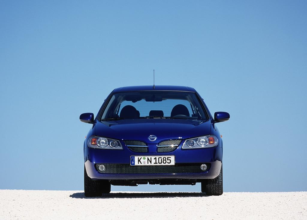Gebrauchtwagen-Check Nissan Almera - Preiswerter Japan-Golf