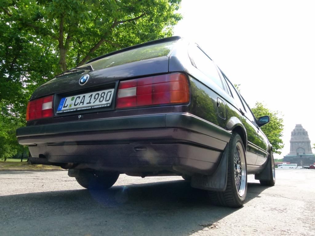 Gebrauchtwagencheck: BMW E30 316i Touring