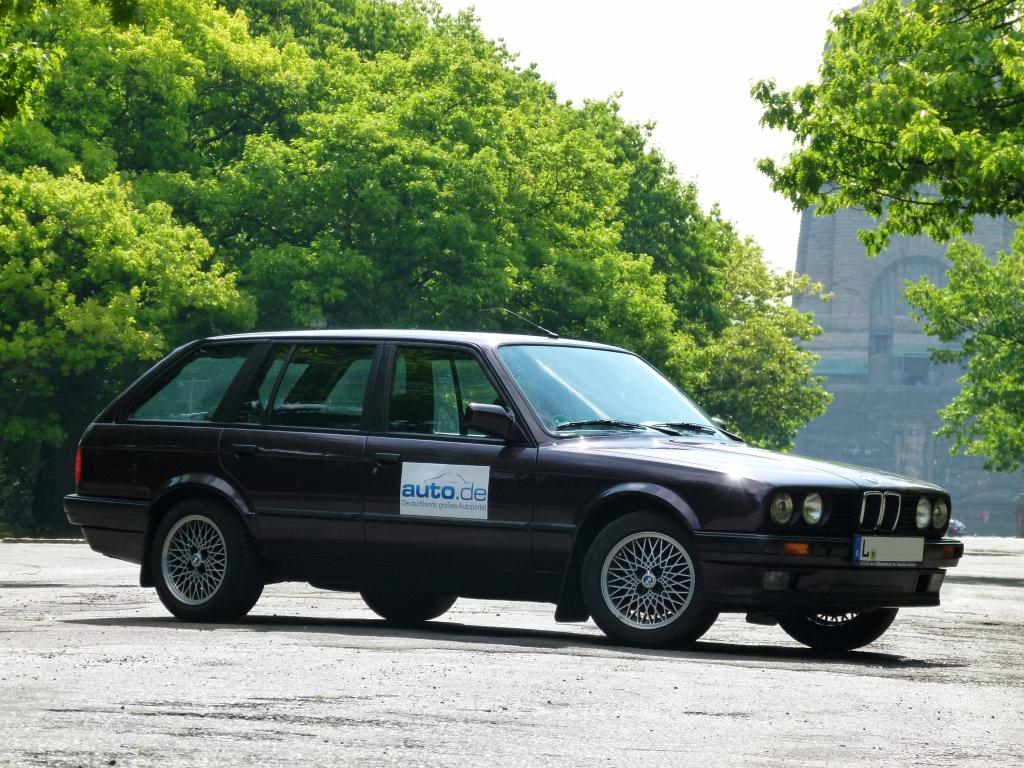 Gebrauchtwagencheck: BMW E30 316i Touring - (K)ein beliebtes Schnäppchen