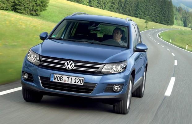 Geländeoutfit für VW Tiguan