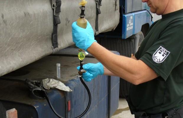 Griechen tanken Heizöl statt Diesel