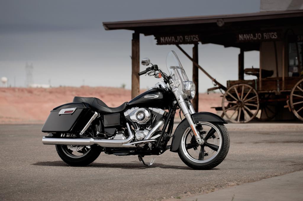Harley-Davidson 2012 - Neu und wieder da