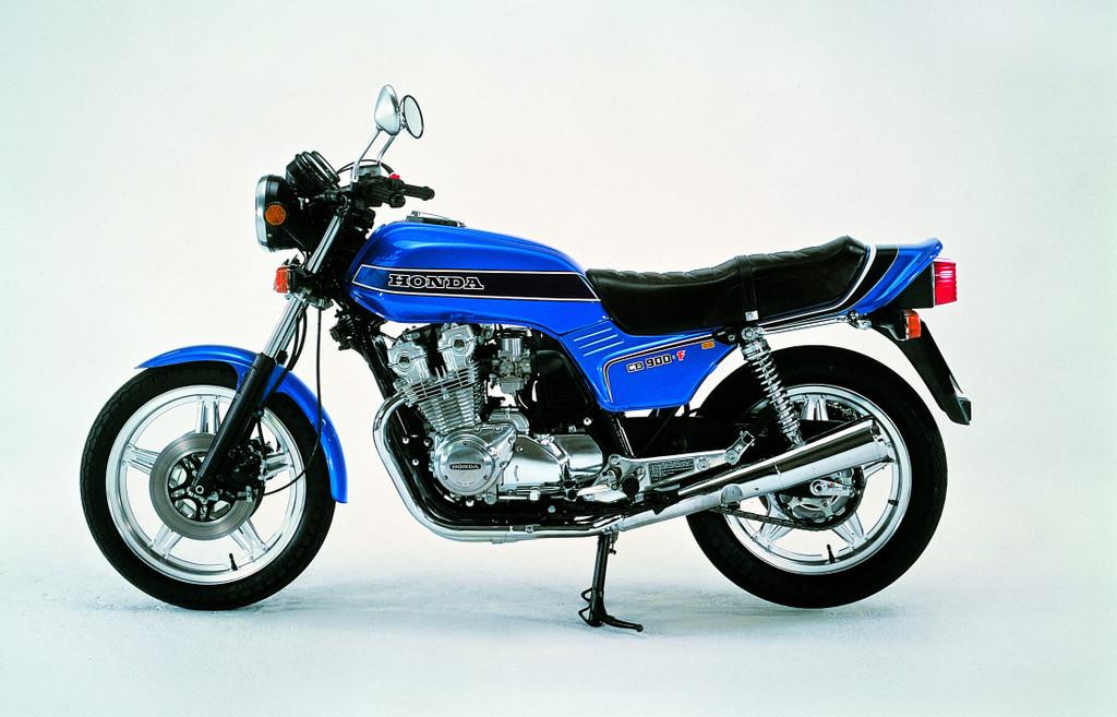 Honda CB 900 F Bol d'Or (1978).
