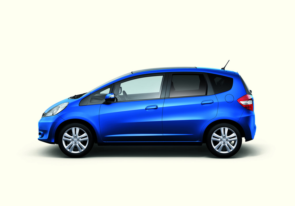 Honda Jazz wieder mit CVT-Automatikgetriebe