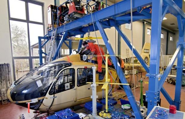 Hubschrauber-Technik - Mit Pendelgewichten gegen Schwingungen