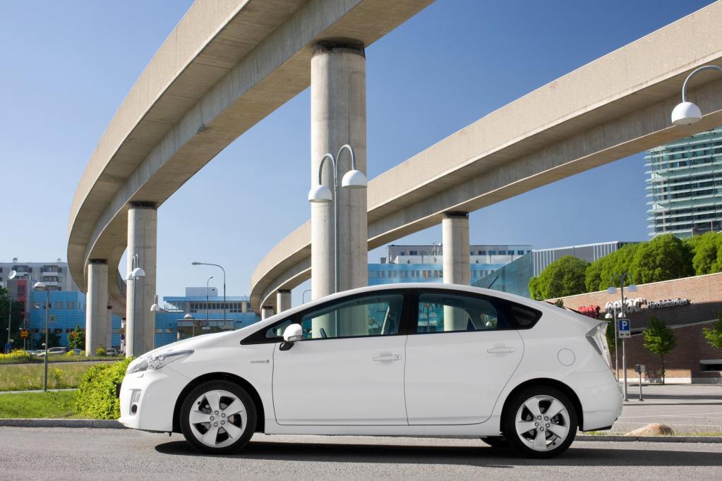 Hybridautos sind sicher