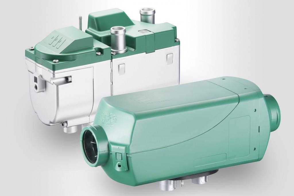 IAA 2011: Elektroauto-Heizung - Bioethanol gegen Kälte