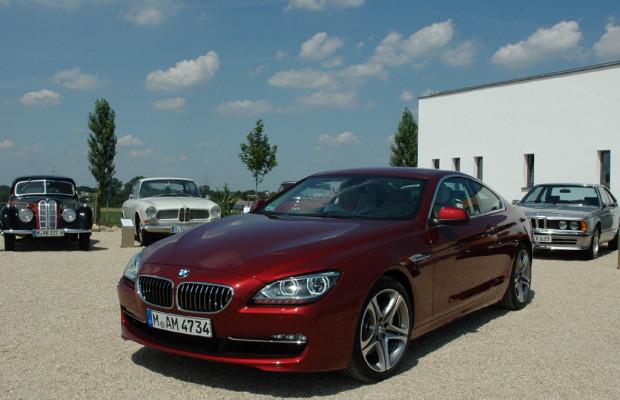 Im Oktober setzt neues 6er-Coupé lange Tradition von BMW bei solchen Autos fort