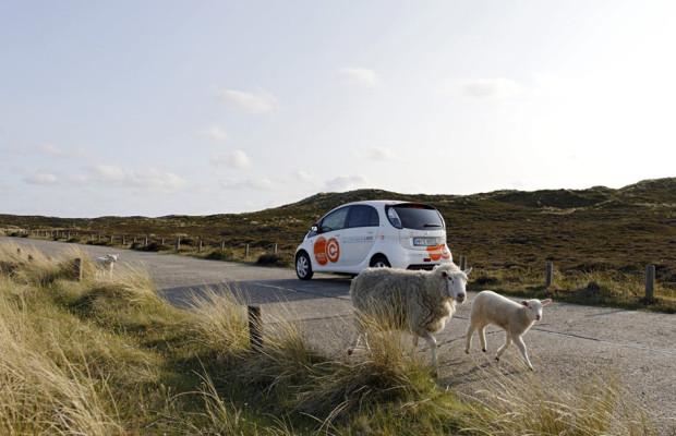 Insel unter Strom – Mit Citroën emissionsfrei unterwegs auf Sylt
