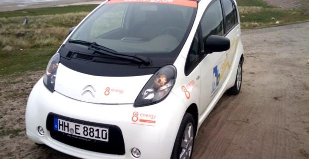 Insel unter Strom – emissionsfrei unterwegs auf Sylt