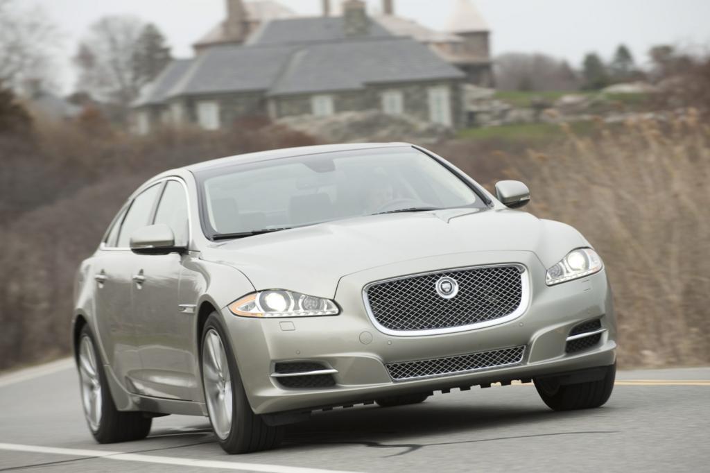 Jaguar setzt in allen Baureihen auf den Kompressor, auch im XJ Supersport