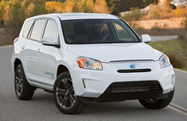 Kein Verkauf des Toyota Elektro-RAV4