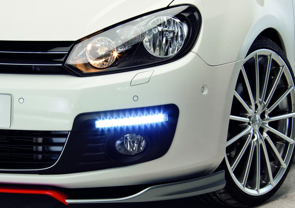 LED Tagfahrlicht für Volkswagen Golf.