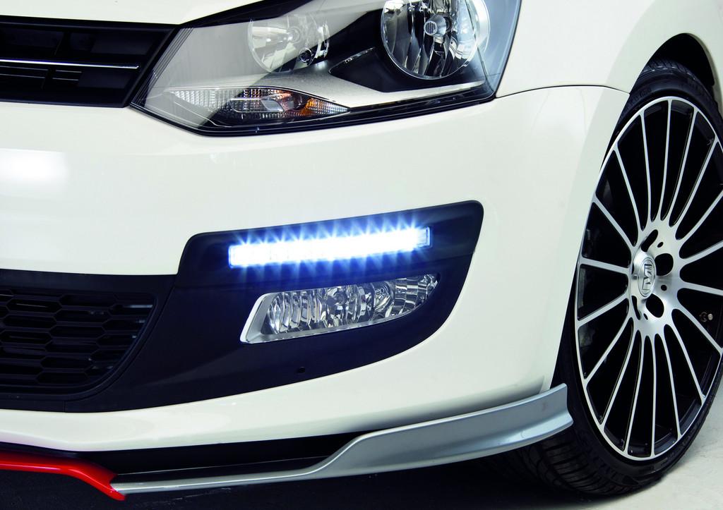 LED Tagfahrlicht für Volkswagen Polo.