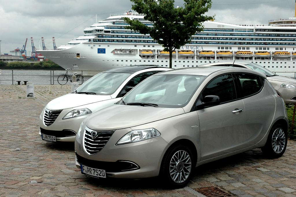 Lancia am Wendepunkt: Chancen durch Verschmelzung mit Chrysler
