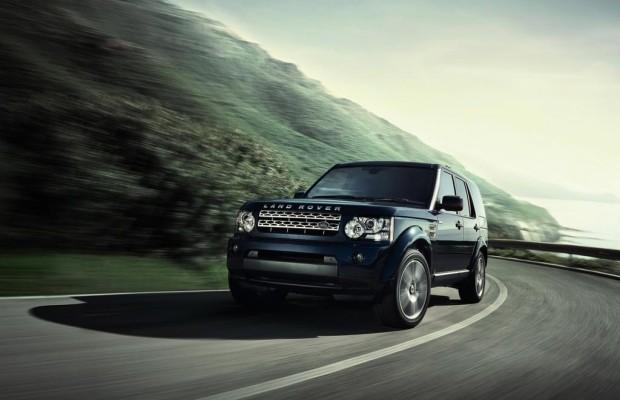 Land Rover - Mit acht Gängen durchs Gelände