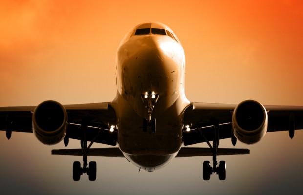 Leichter Anstieg der Fluggastzahlen