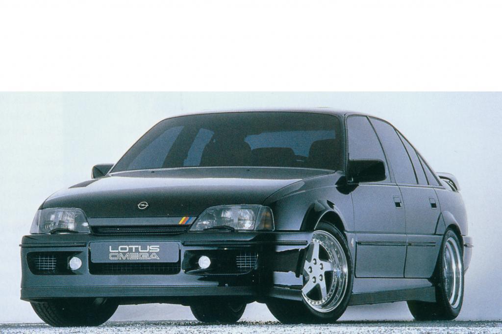 Lotus Omega, von 1991