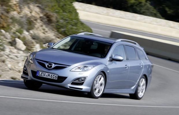 Mazda Business-Sondermodelle - Navi und Bluetooth für Dienstwagenfahrer