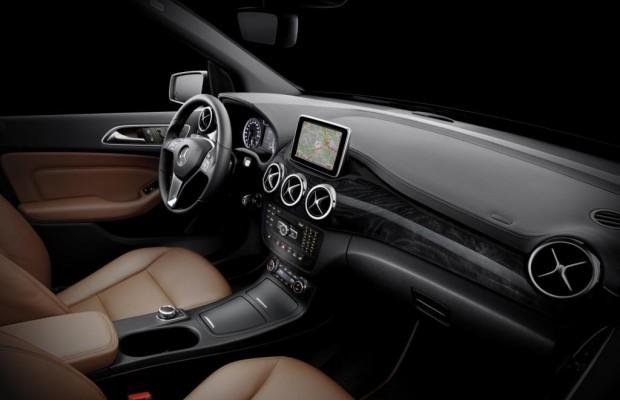 Mercedes B-Klasse - Die inneren Werte