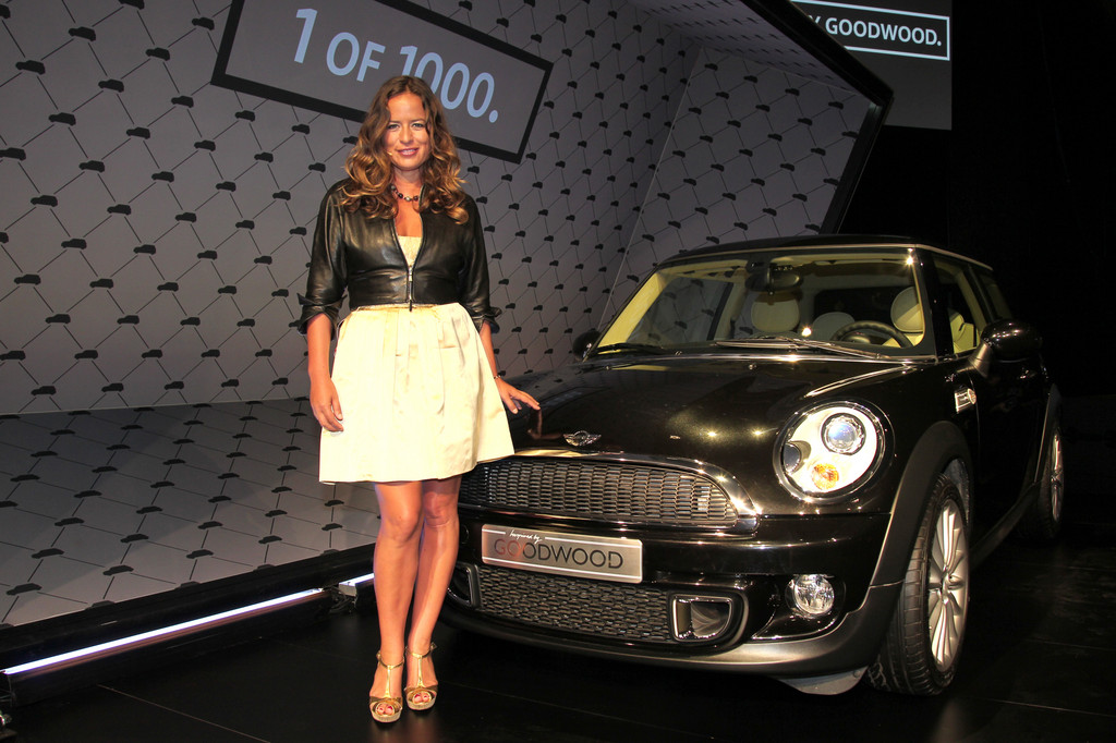 Mini Inspired by Goodwood wird 1000mal gebaut